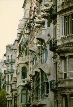Barcelone. Espagne. ©Aurélie Fauré