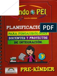 Libro Planificación Prekinder Mundo PEI 1, How To Plan, Cards, Speech Pathology, Amor, Preschool Speech Therapy, Preschool Language Activities, Activity Books, Montessori Activities