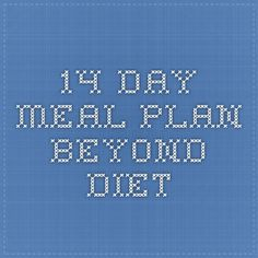 Image result for images of sentences that say diet meal plans