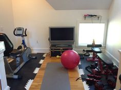 How to Build an In-House Gym with only $1,000! #gifts #expensivegifts #findgifts