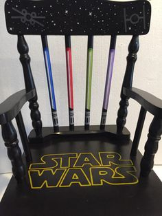 Star Wars Rocking Chair Star Wars kids Star Wars furniture Star Wars decor star wars nursery star wars gift - Star Wars Paint - Ideas of Star Wars Paint - Star Wars Rocking Chair Star Wars kids Star Wars furniture Star Wars Baby, Star Wars Kids, Star Wars Bedroom, Star Wars Nursery, Star Wars Crafts, Star Wars Decor, Star Wars Furniture, Kids Furniture, Furniture Stores