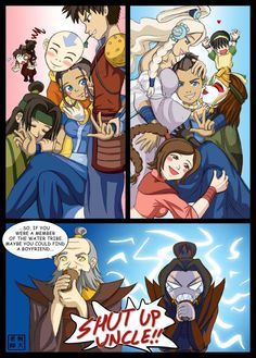 Epic Win XD, you go General Iroh!