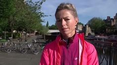Kate McCann, mother of missing Madeleine, is taking part in a bike ride from Edinburgh to London to raise awareness and funds for the charities Missing People and Child Rescue Alert. The team plan to cycle 500 miles in five days, and we're catching up with them on day three. Eight years since Madeleine McCann disappeared, a child is reported missing every five minutes in the UK (National Crime Agency figures 2012/13) - 89% of those missing incidents are resolved within 48 hours.