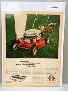 342 Best Vintage Mowers Images Lawn Equipment Vintage