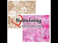 KreativeFantasy - Digital Papier: Frühlingszauber - Neuzugänge im SHOP Digital, Etsy, Cover, Shopping, Projects