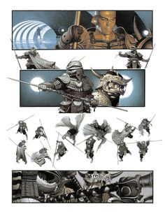 WHERE ARE THESE PAGES?... � TRAVIS CHAREST ART