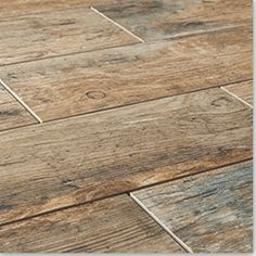BuildDirect®: Torino Porcelain Tile - Eroded Wood Plank Collection - Made in Spain