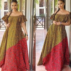 Latest African Fashion Dresses, African Print Dresses, African Dresses For Women, Women's Fashion Dresses, Ankara Fashion, African Inspired Fashion, African Print Fashion, Simple Long Dress, Ankara Maxi Dress