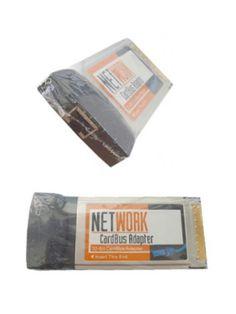 PCMCIA LAN   PCMCIA CARD FOR ETHERNET LAN Card bus 54mm  PCMCIA computer Card untuk Laptop model lama ,  lebar card 54mm, keluaran output Ethernet Network Card Sangat cocok untuk laptop atau notebook anda yang kekurangan port LAN atau port LAN nya lagi rusak.  Fungsi nya : membuat laptop bisa koneksi internet via LAN network.  Harga rp125.000 Info detail di : www.tokomipo.com Pci Card, Cards, Maps, Playing Cards