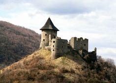 Somoskői Castle, (pr. sho-mosh-koei) Salgótarján #Hungary