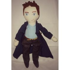 Character Doll Captain Jack Doctor Who