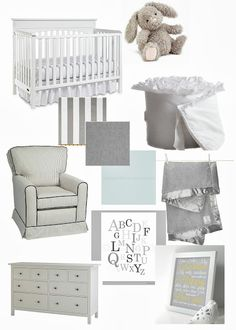 Nursery idea!