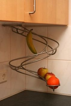 Fruit slide, Better than a bowl sitting on the counter! This way you can tell which is the oldest!. SOSK design