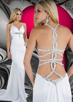 Formal Dinner Dress....I dont wear dresses but this one is lovely. Maybe a different color tho