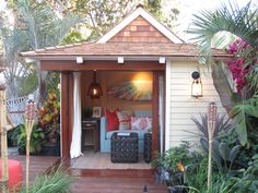 Project Playhouse Orange County 2011 - tropical - garage and shed - orange county - D for Design