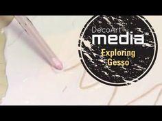 DecoArt - Mixed Media Education