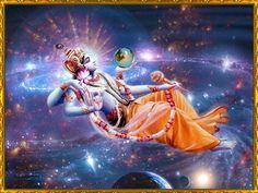 Cosmic Vishnu