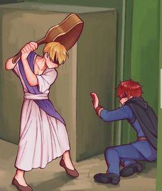 Anime Angel, Anime Demon, Manga Anime, Anime Art, Im A Princess, Anime Family, Manhwa Manga, Anime Life, Anime Sketch