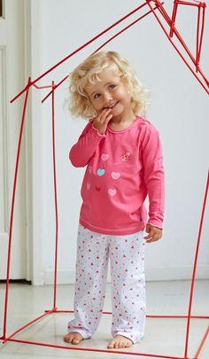 lief! lifestyle nachtmode zomercollectie 2015 meisjes pyjama | lief! lifestyle nightwear summercollection 2015 girls pyjama