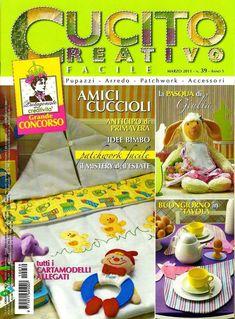 CUCITO CREATIVO - 2011/39