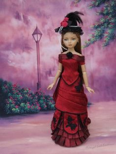 Victorian Fashion for Ellowyne Wilde by poy162 (Thailand) | eBay BIN  $149.99
