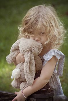 the velveteen rabbit, via Flickr. Must remeber to do something like that. Miss T has that bunny.