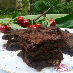Favole a Merenda: Brownies proteici...con l'ingrediente segreto