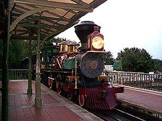 All Aboard the Walt Disney Rail Ways!
