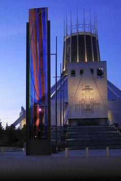 Liverpool Catholic Cathedral, Merseyside, England