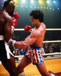 Rocky III Eye of the tiger - Balboa - RockyBalboa - Mister - Stallone - Clubber Lang Rocky Series, Rocky Film, Rocky Balboa, Cinema Movies, Film Movie, Rocky Sylvester Stallone, Rocky Pictures, Rocky Poster, Silvester Stallone