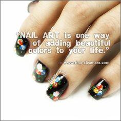 Share if you agree ♥ Nail Polish Quotes, Nail Quotes, 3d Nail Art, 3d Nails, Zebra Print Nails, The Art Of Nails, French Acrylic Nails, Happy Nails, Beautiful Nail Art