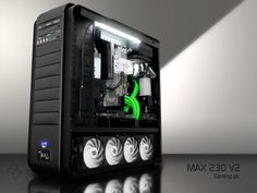 2nd Edition of MAX 230 Gaming PC.