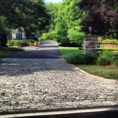 High Street Market: Driveway Ideas: Cobblestone & Crushed Stone