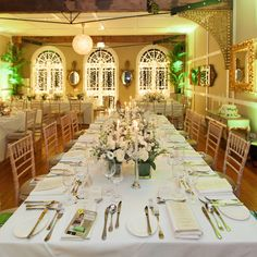 Ballinacurra House - Kinsale - Intimate Weddings Bursting with Personality in a Totally Private S. Country House Wedding Venues, Best Wedding Venues, Wedding Ideas, Wedding Dinner, Wedding Reception, Wedding Decorations, Table Decorations, Irish Wedding, Intimate Weddings