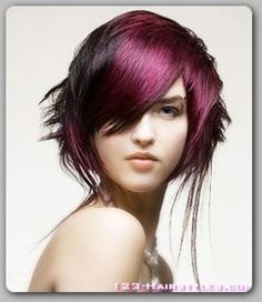 funky hair color ideas 2012 - Google Search