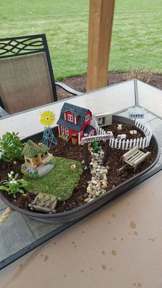 ✔ top 41 wonderful fairy garden ideas and decors 13 - Diy garden projects - Garten