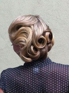 Hochzeiten - Frisuren