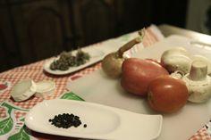 Legumes Assados no Forno :: Baked Vegetables