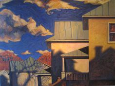 Chris Stephens - House to house clouds 3
