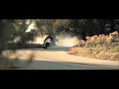 "Jesse Toler ""SLIDEWAYS"" Drift - gymkhana - motorcycle drifting - motorbike drift"