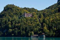Grandhotel Giessbach :: WedMap