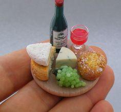 LoQuieroLoCompro.com: Miniaturas de comidas con Fimo