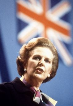 """Margaret Thatcher - after going through the menopause she """"woke up"""" and changed the way women are viewed in politics"""