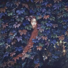 Photographer Oleg Oprisco. Oprisco uses old-school film photography to take stunning surreal photos of women in fairy-tale or dream-like settings.