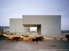 Centro de Artes escénicas  MGM ARQUITECTOS