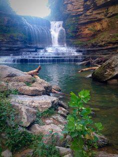 Cummins Falls Tennessee