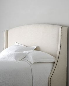 "-412T Bernhardt ""Felix"" Headboard what if we did 2 of these to make a daybed (one on each end of the mattress)"
