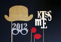 Google Image Result for http://www.trendybride.net/blog/wp-content/uploads/2011/12/2012-kiss-me-photo-booth-props.jpg