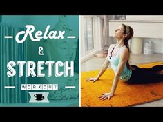 How to Relax and Stretch properly | Lazy Dancer Tips - YouTube