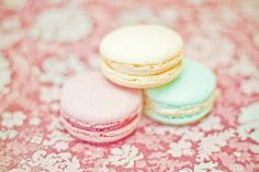 Shades of Pastel! ♥